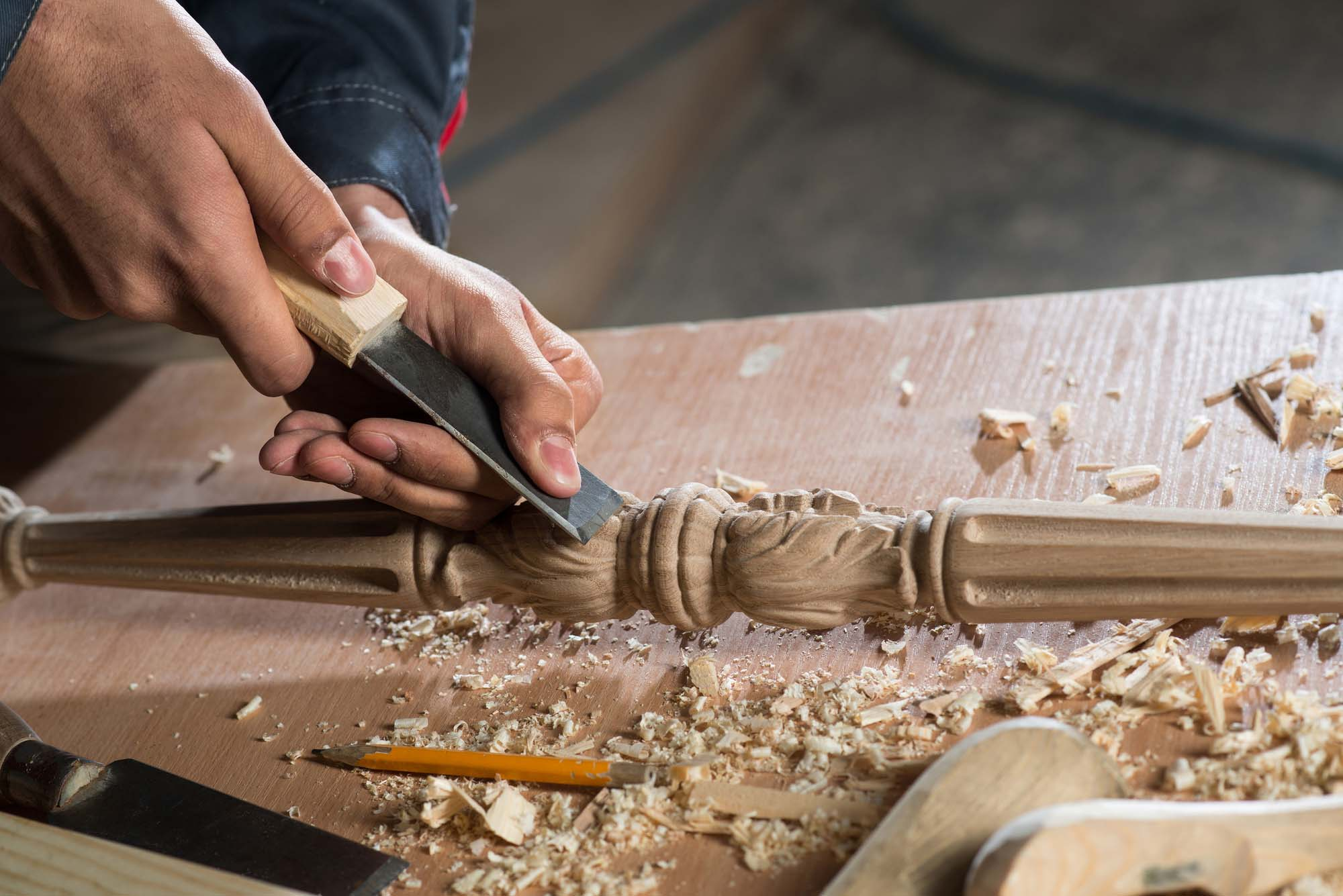 Artistic Inspiration in Carpentry